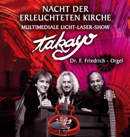 Takayo & Dr. F. Friedrich (Orgel)