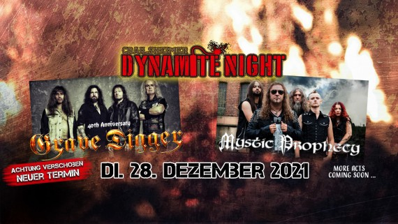 Dynamite Night // Crailsheim // 28.12.2021