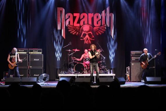 Nazareth & Heaven in Hell // Ankerhalle Nördlingen // 13.11.2021
