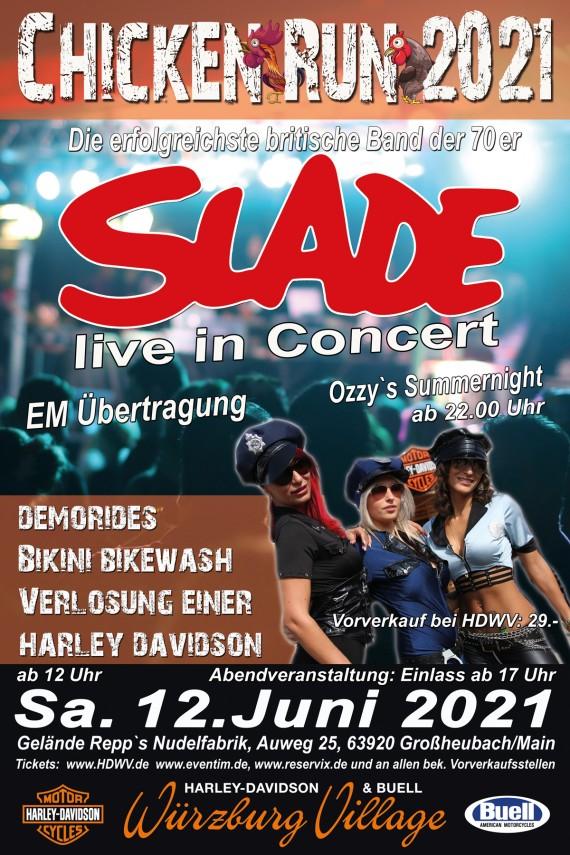 SLADE // Gelände Repp Nudelfabrik // 12.06.2021
