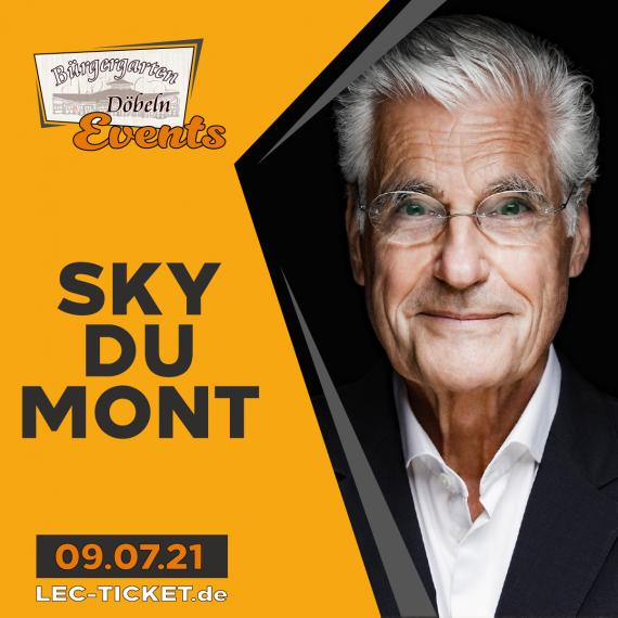 Sky du Mont // Bürgergarten Döbeln // 09.07.2021