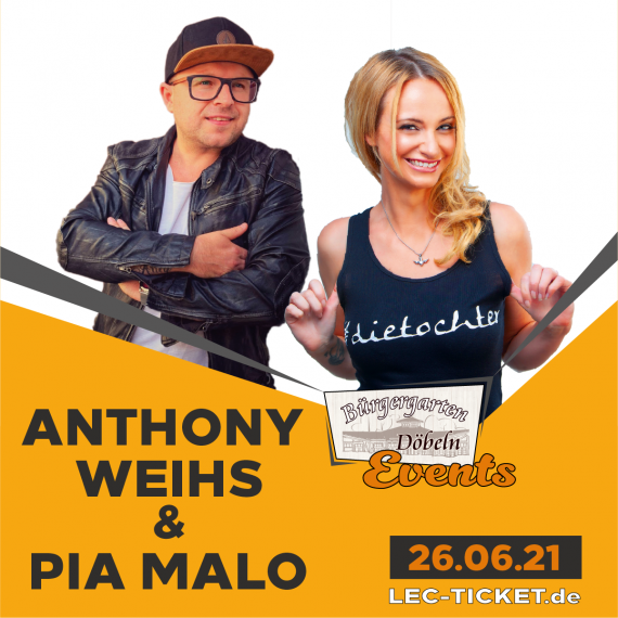 Anthony Weihs & Pia Malo