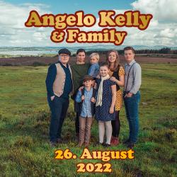 Angelo Kelly & Family - Waldbühne Schwarzenberg