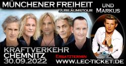 Münchener Freiheit & Markus Kraftverkehr Chemnitz