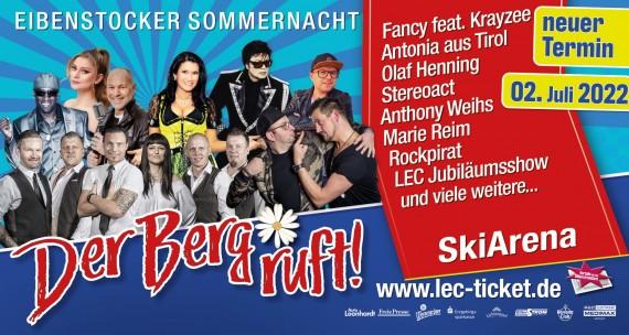 Eibenstocker Sommernacht // SkiArena Eibenstock // 02.07.2022